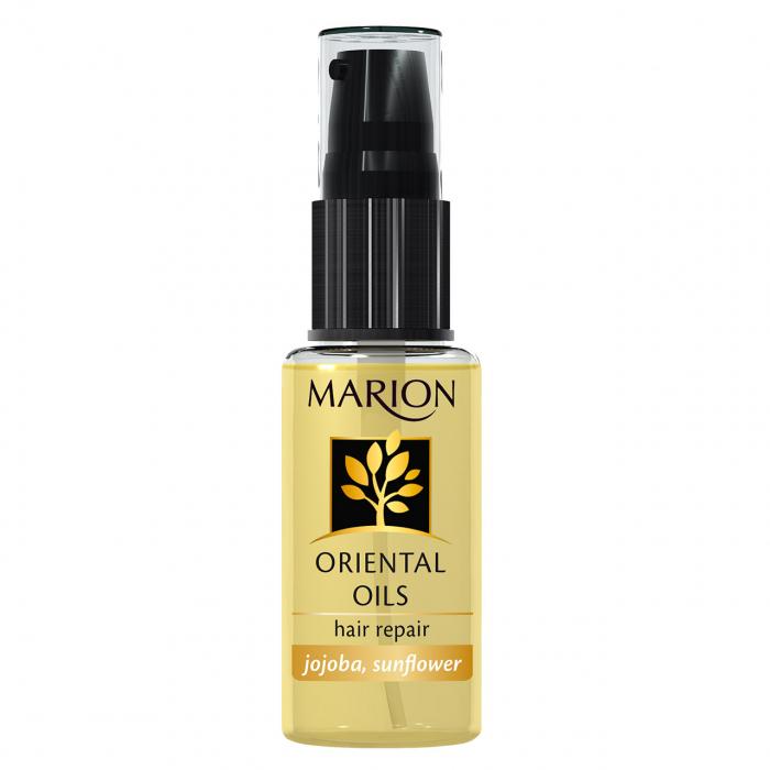 Ulei de jojoba pentru par Marion 30ml [0]