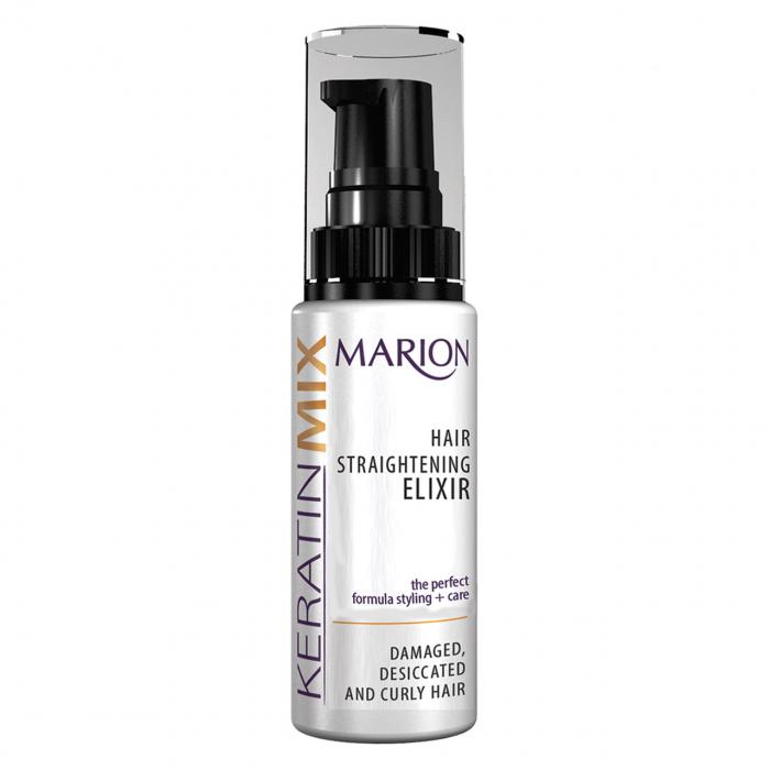 Elixir pentru par deteriorat Marion Keratin Mix 50 ml [0]