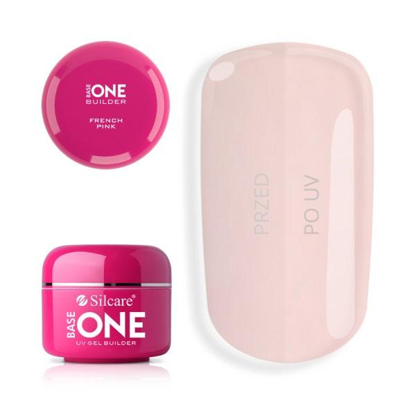 Gel UV Base One French Pink [0]