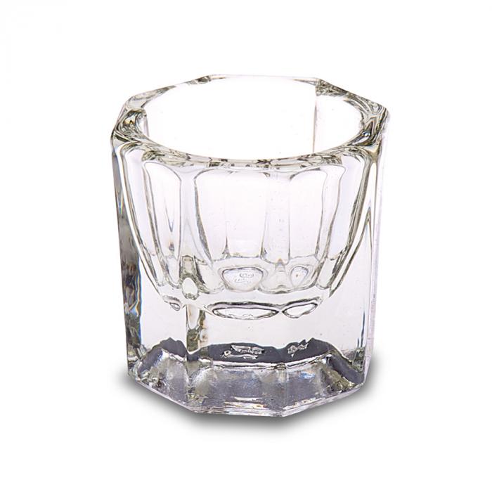 Pahar din sticla pentru lichid acrilic [0]