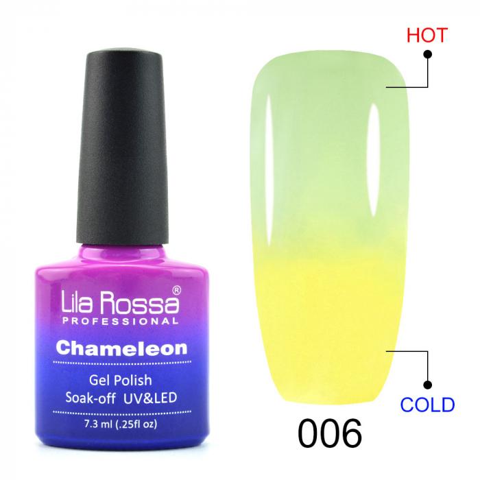 Oja semipermanenta Lila Rossa Chameleon 006 7.3 ml [0]