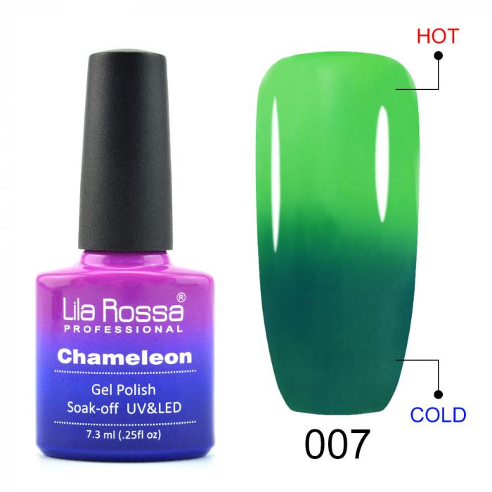 Oja semipermanenta Lila Rossa Chameleon 007 7.3 ml [0]