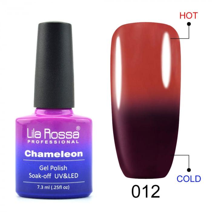 Oja semipermanenta Lila Rossa Chameleon 012 7.3 ml [0]