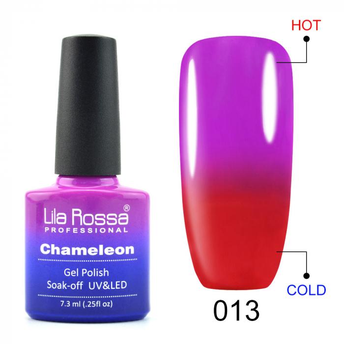 Oja semipermanenta Lila Rossa Chameleon 013 7.3 ml [0]