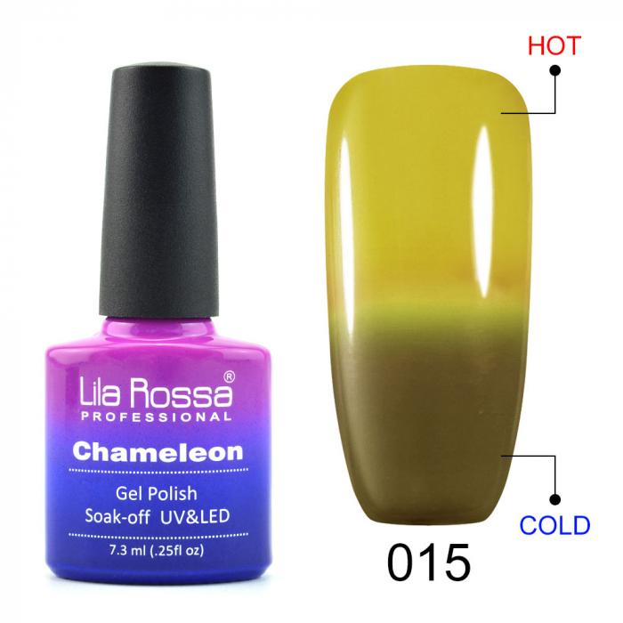 Oja semipermanenta Lila Rossa Chameleon 015 7.3 ml [0]