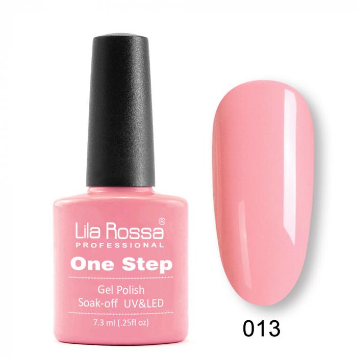 Oja semipermanenta Lila Rossa One Step 013 7.3 ml [0]