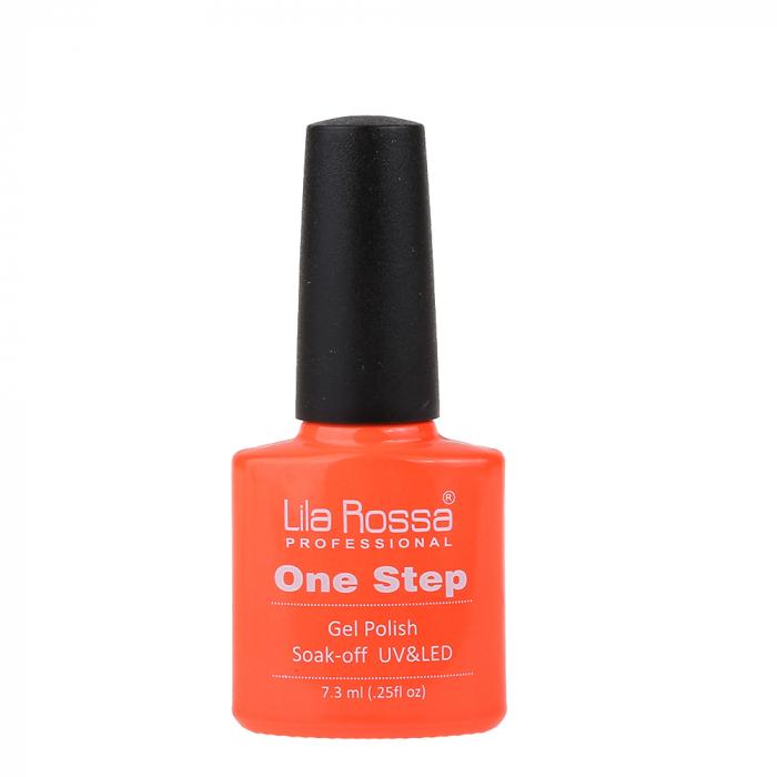 Oja semipermanenta Lila Rossa One Step 015 7.3 ml [0]