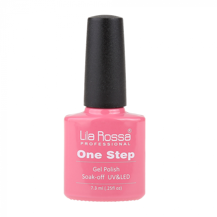 Oja semipermanenta Lila Rossa One Step 022 7.3 ml [3]