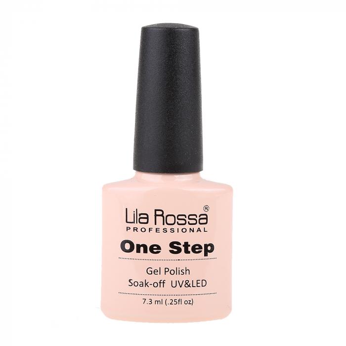 Oja semipermanenta Lila Rossa One Step 025 7.3 ml [3]