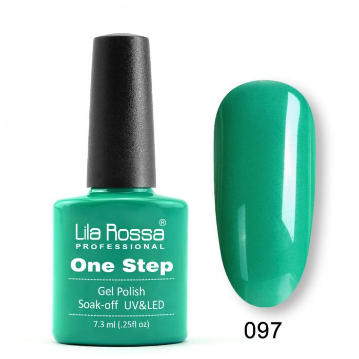 Oja semipermanenta Lila Rossa One Step 097 7.3 ml [0]