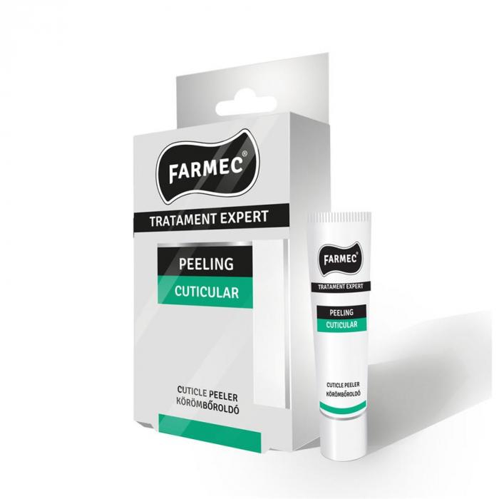 Peeling cuticular Farmec Tratament Expert 15ml [0]