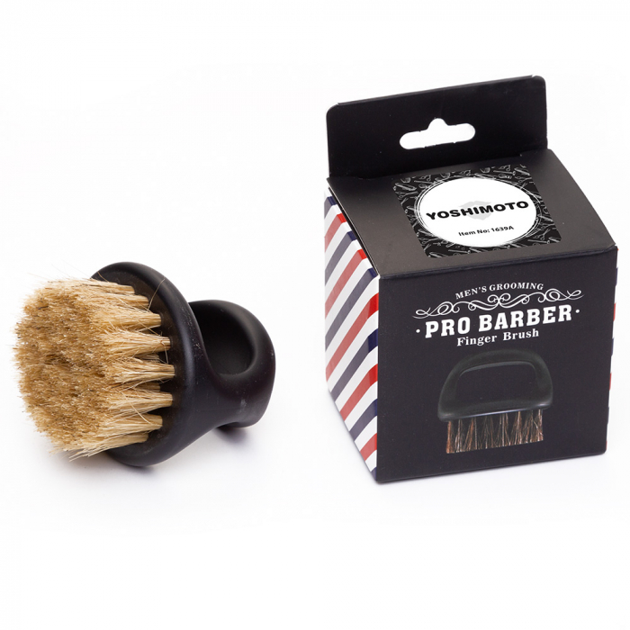 Perie pentru barba Yoshimoto Simple To Use [1]
