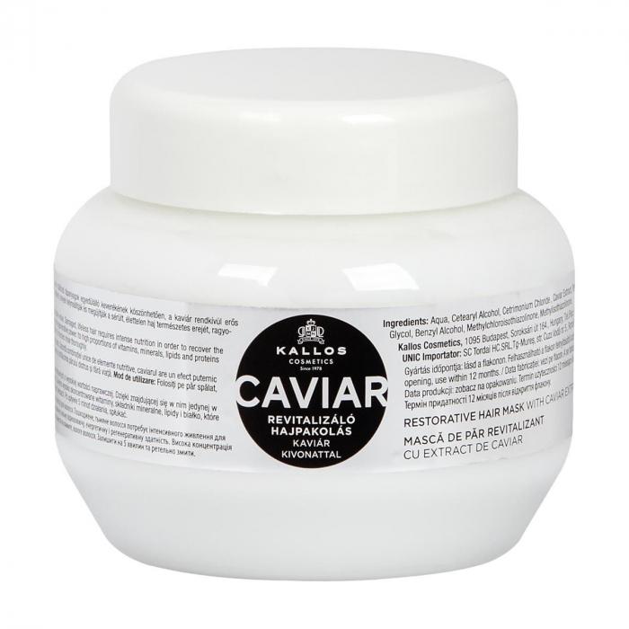 Masca de par revitalizanta cu extract de caviar Kallos KJMN [0]