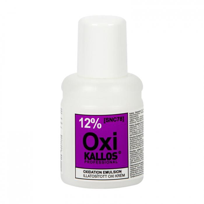 Emulsie oxidanta Kallos 12% [0]