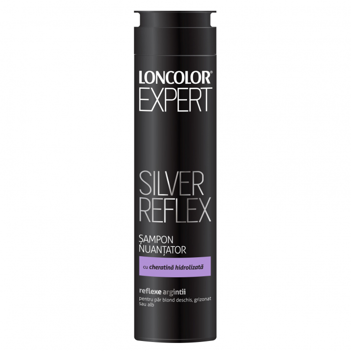 Sampon nuantator Loncolor Expert Silver Reflex 200ml [0]