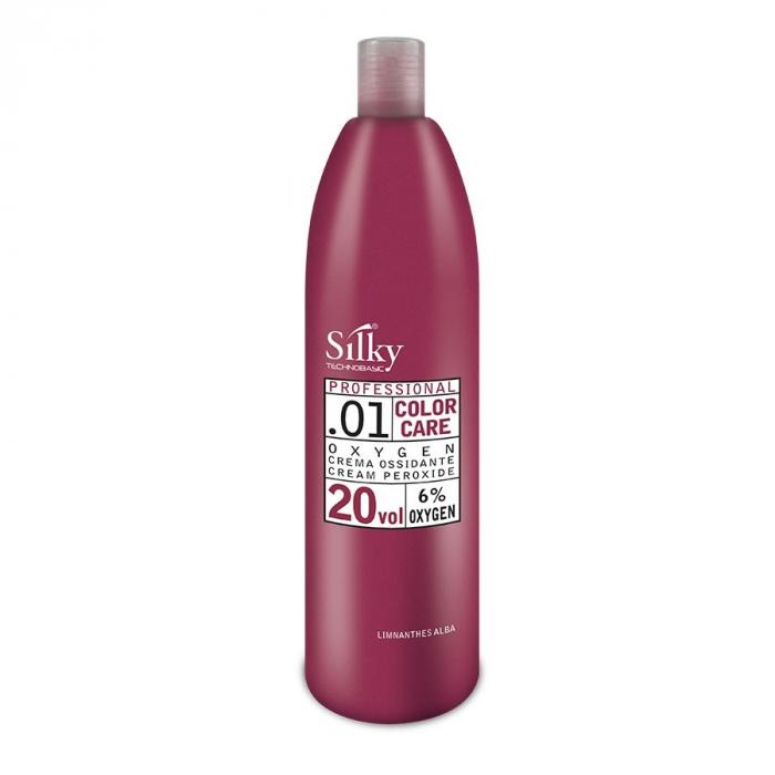 Emulsie oxidanta Silky 20 vol 6% 1000ml [0]