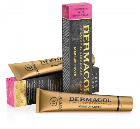 Fond de ten Dermacol Make-up Cover SPF 30 30 g [0]