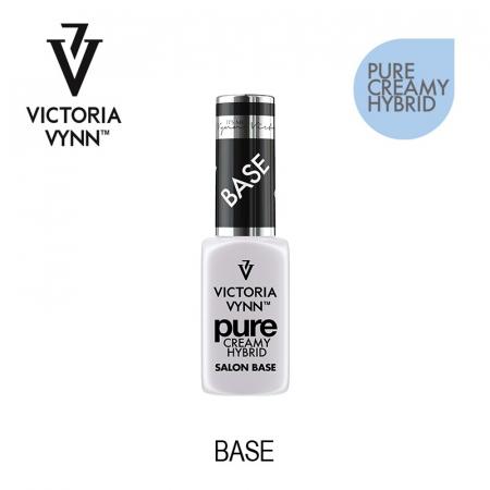 Base Coat Victoria Vynn Pure Creamy Hybrid