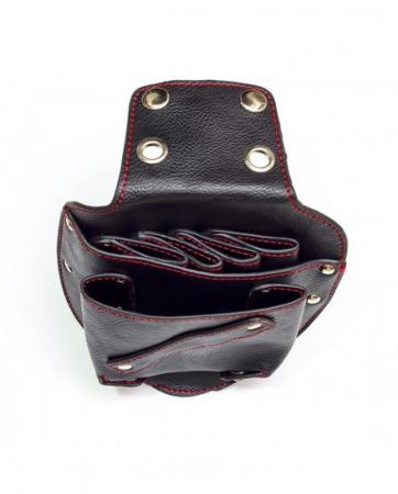 Borseta din piele pentru brau Lila Rossa 7202 [1]