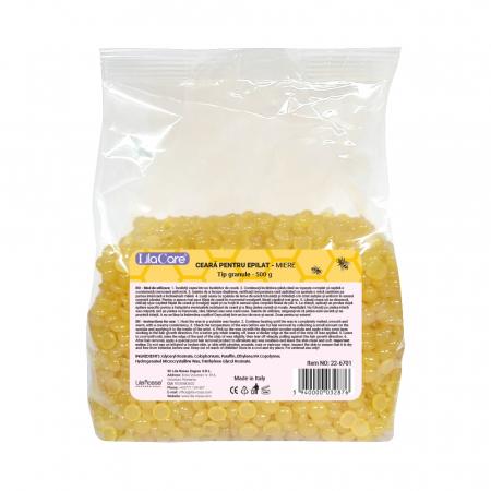 Ceara epilat elastica perle Lila Care miere 500g