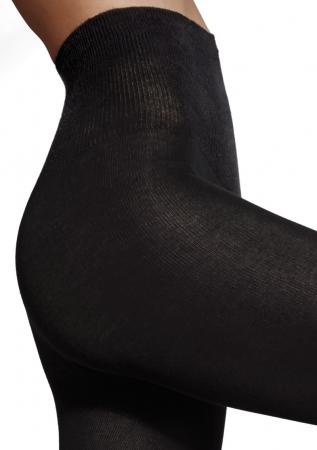 Ciorapi bumbac Marilyn Arctica Confort Top 140 den cu talie inalta [1]
