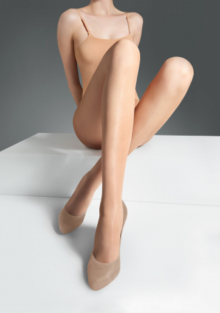 Ciorapi clasici Marilyn Super 15 den cu varf intarit [1]