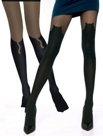 Ciorapi imitatie jambiere Knittex Kitten 40 den [1]