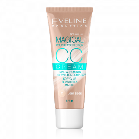 CC Cream Eveline Magical SPF 15 30 ml [0]