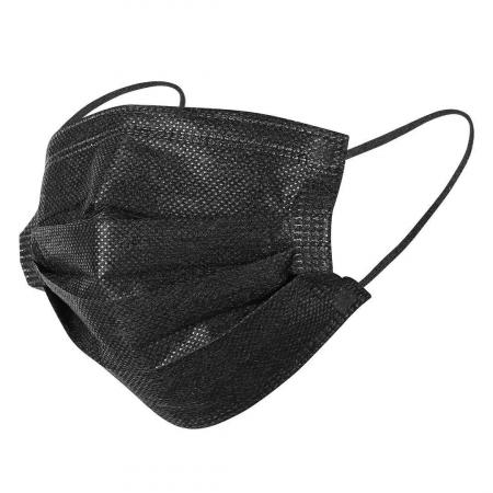 Masca faciala Susino neagra nesterila de unica folosinta cu elastic [0]