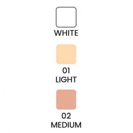 Pudra mata translucida Quiz Shine Control [1]