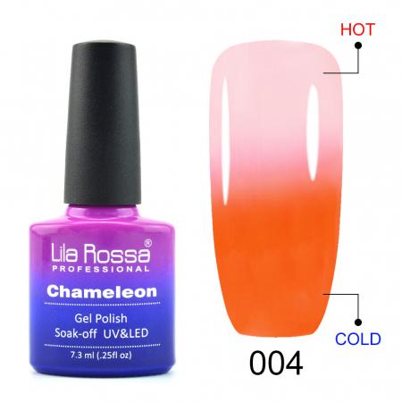 Oja semipermanenta Lila Rossa Chameleon 004 7.3 ml [0]
