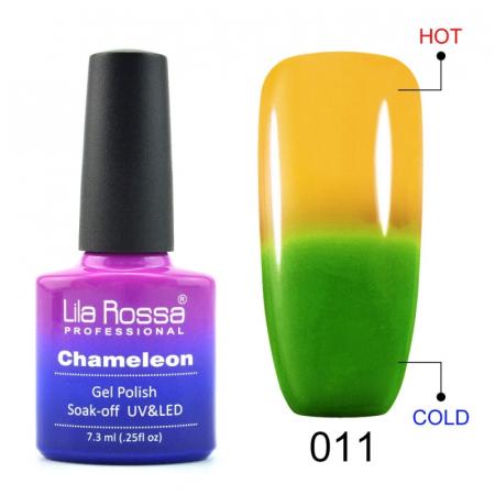 Oja semipermanenta Lila Rossa Chameleon 011 7.3 ml [2]