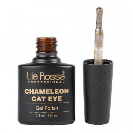 Oja semipermanenta Lila Rossa Chameleon Cat Eye 003 7.3 ml [1]