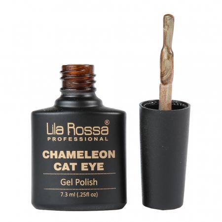 Oja semipermanenta Lila Rossa Chameleon Cat Eye 007 7.3 ml [1]
