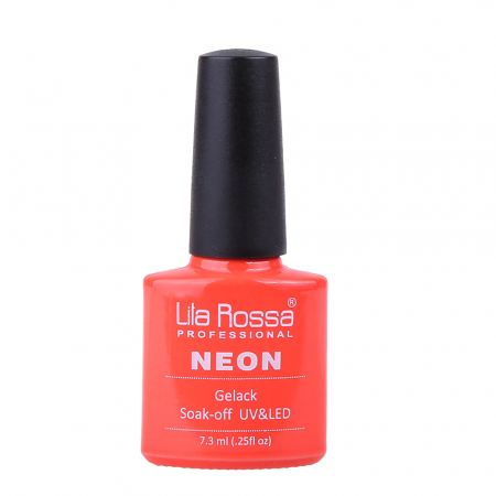 Oja semipermanenta Lila Rossa NEON 017 7.3 ml [0]