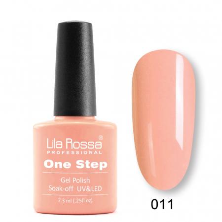 Oja semipermanenta Lila Rossa One Step 011 7.3 ml [0]
