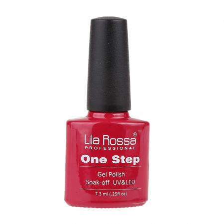 Oja semipermanenta Lila Rossa One Step 021 7.3 ml [3]