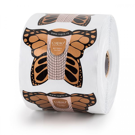 Sabloane constructie unghii Cupio fluture [0]