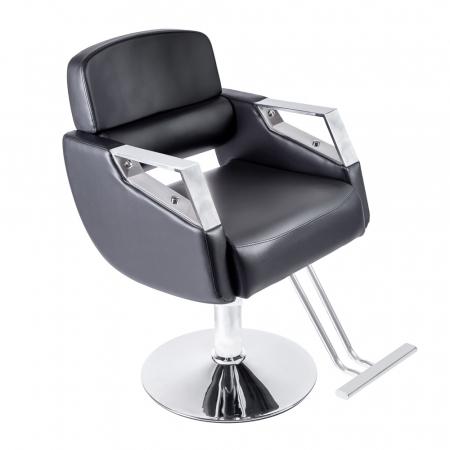 Scaun pentru frizerie sau coafor Lila Rossa Armand LZY-1068 [1]