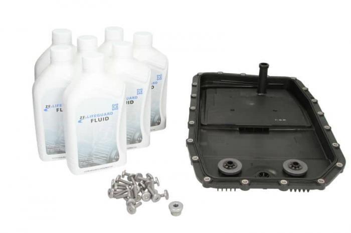 Schimb ulei cutie automată ZF 6HP26 6HP28 0