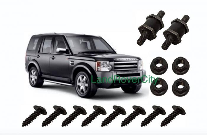 Kit reparatie modul frana de mana Land Rover Discovery 3 0