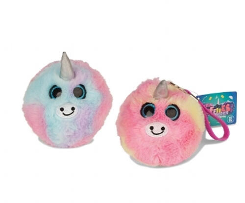 Jucarie Squishy pufoasa din plus - Unicorn 1