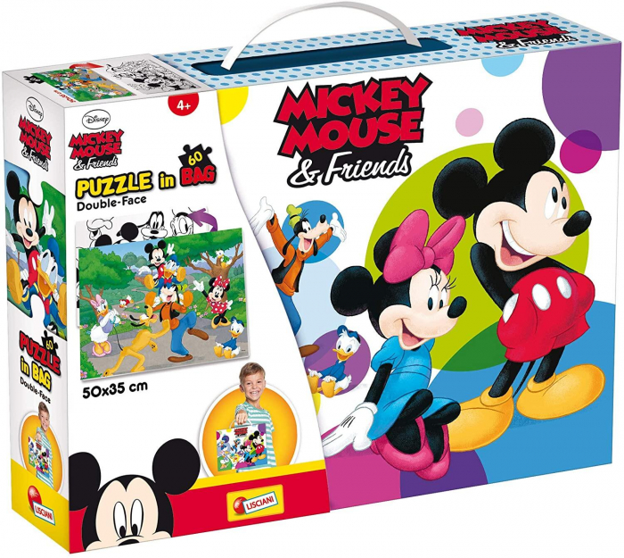 Puzzle Mickey Mouse (60 piese) 0