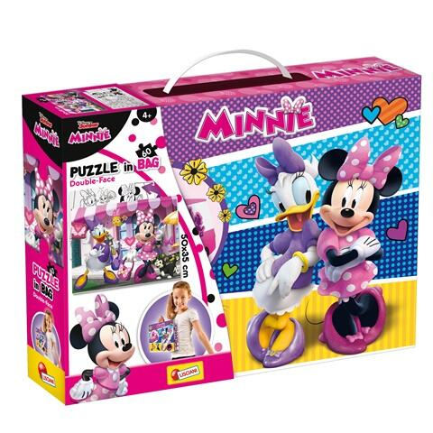 Puzzle Minnie Mouse (60 piese) 0