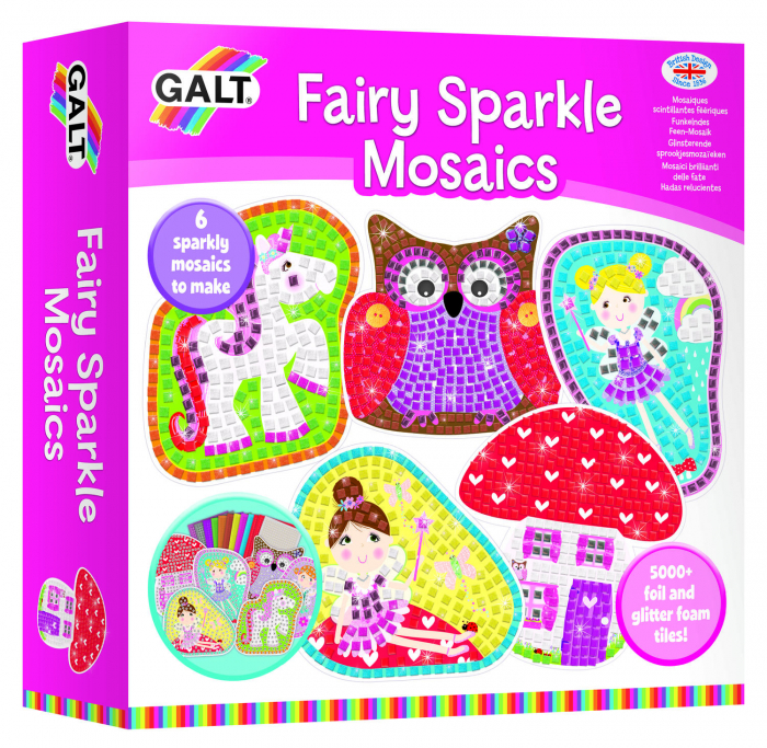Set creativ - Mozaic Fairy Friends 1