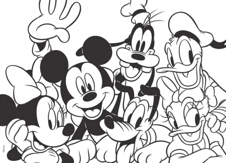 Puzzle Mickey Mouse (60 piese)1