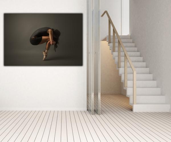 Tablou modern pe panou - ballet dancer 2