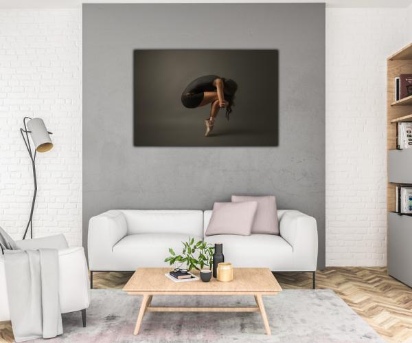 Tablou modern pe panou - ballet dancer 1