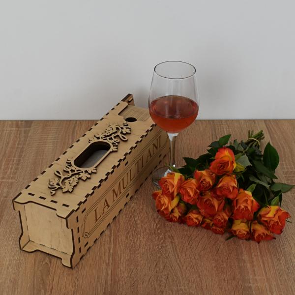 Cutie de vin personalizata - CDV001 [1]