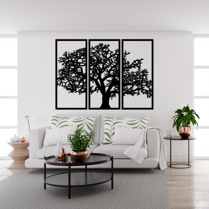 Decoratiune perete - Abstract tree 1